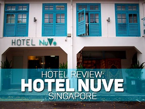 Hotel Review: Hotel NuVe - Singapore