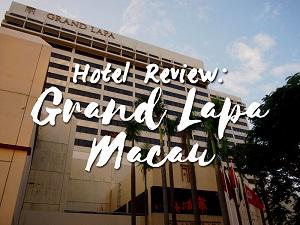 Grand Lapa Macau – a luxury 5-star hotel in Macau