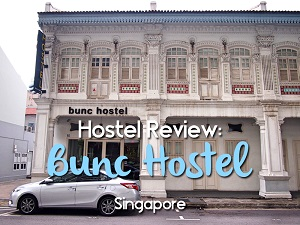 Hostel Review: Bunc Hostel, Singapore – a modern hostel in Little India