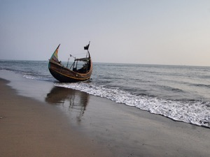 Notes on Cox's Bazar – the longest beach in the world