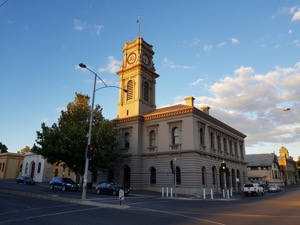 Castlemaine – the gold-rush era city in the goldfields region of Victoria