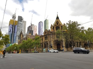 Notes on Melbourne: Things I noticed on my annual visit – 2018 Edition