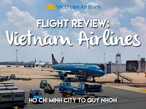 Flight Review: Vietnam Airlines – Ho Chi Minh City to Quy Nhon
