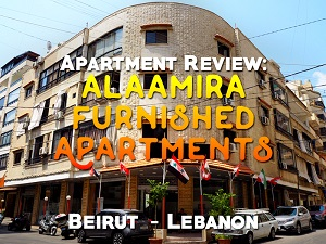 Apartment Review: Alaamira Furnished Apartments, Beirut - Lebanon