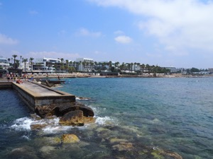 Notes on Cyprus – Roman ruins and a future global business hub