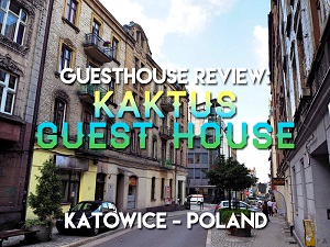 Guesthouse Review: Kaktus Guest House , Katowice - Poland