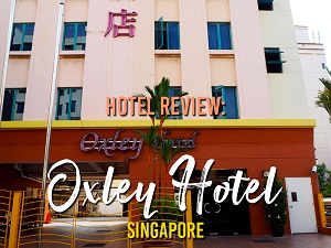 Hotel Review: Oxley Hotel, Singapore