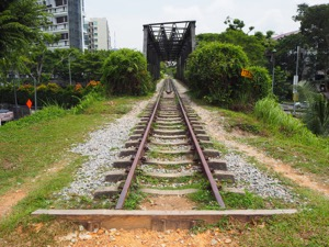 The Green Corridor – Singapore's former railway line that's now a walking path