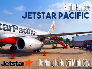 Flight Review: Jetstar Pacific - Da Nang to Ho Chi Minh City
