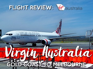 Flight Review: Virgin Australia – Gold Coast to Melbourne