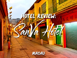 SanVa Hotel - The last guesthouse in Macau