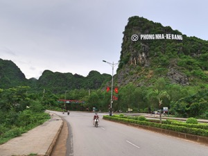 Experience the Phong Nha Caves and rural life in Vietnam